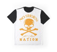 No Shoes Nation Kenny Chesney DBN (2) Graphic T-Shirt