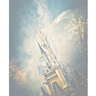 Disney Castle by melaniewoon