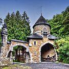 Domaine Grisard de La Rochette - Chaudfontaine, Belgium by Jeremy Lavender Photography