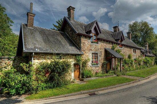 Cottage in Trooz, Belgium by 242Digital