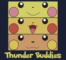 Thunder Buddies Kids Clothes