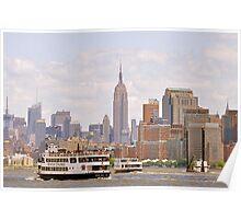 New York, NY Poster