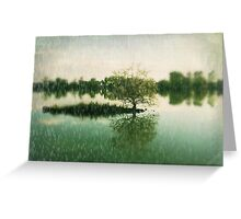 Water Blessing Greeting Card