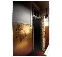 4.9.2013: Abandoned I Poster