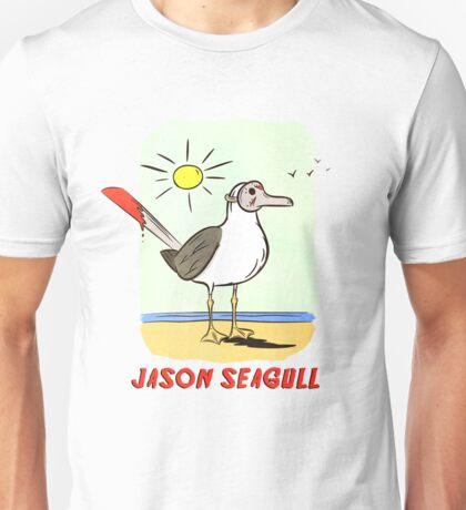 Jason Seagull Unisex T-Shirt