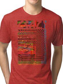 Crazy tx Tri-blend T-Shirt