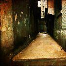 in an alley by marcwellman2000