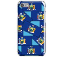 Smartphone Case - State Flag of New York - Multiple II iPhone Case/Skin