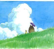 My Neighbour Totoro  by LanFan