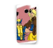 Back Off, Bub Samsung Galaxy Case/Skin