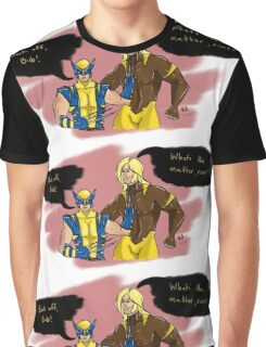 Back Off, Bub Graphic T-Shirt