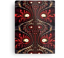 SACRED ROYAL TOTEM Metal Print