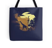 The Last of Us Ellie & Giraffe Tote Bag