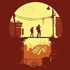 The Last of Us Plankin' by brandonmeier
