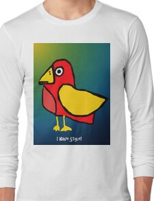 I Have Style Long Sleeve T-Shirt