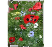 Country Flowers iPad Case/Skin