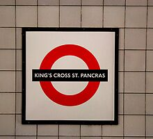 King's Cross St.Pancras by rsangsterkelly