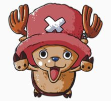 One Piece - Tony Tony Chopper by Alee7