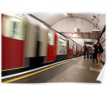 King's Cross St.Pancras - The Platform 2 Poster