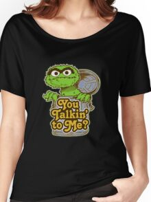 Oscar the grouch Women's Relaxed Fit T-Shirt