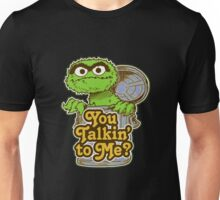 Oscar the grouch Unisex T-Shirt