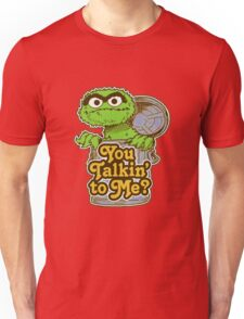 Oscar the grouch Unisex T-Shirt