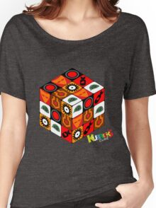 Kubrick Cube Women's Relaxed Fit T-Shirt