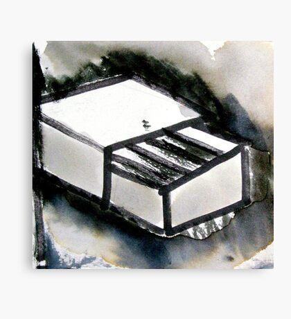 match box Canvas Print