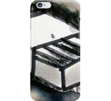 match box iPhone Case/Skin