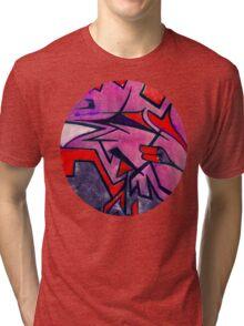shuteye in red Tri-blend T-Shirt