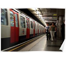 Embankment - The Platform Poster