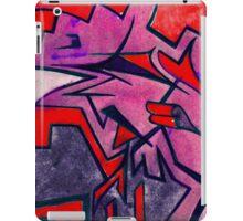 shuteye in red iPad Case/Skin