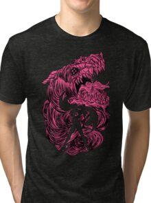 Bayonetta: Gomorrah Summon Tri-blend T-Shirt