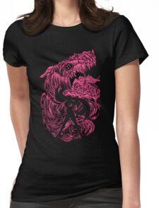 Bayonetta: Gomorrah Summon Womens Fitted T-Shirt