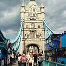 Tower Bridge, London by rsangsterkelly