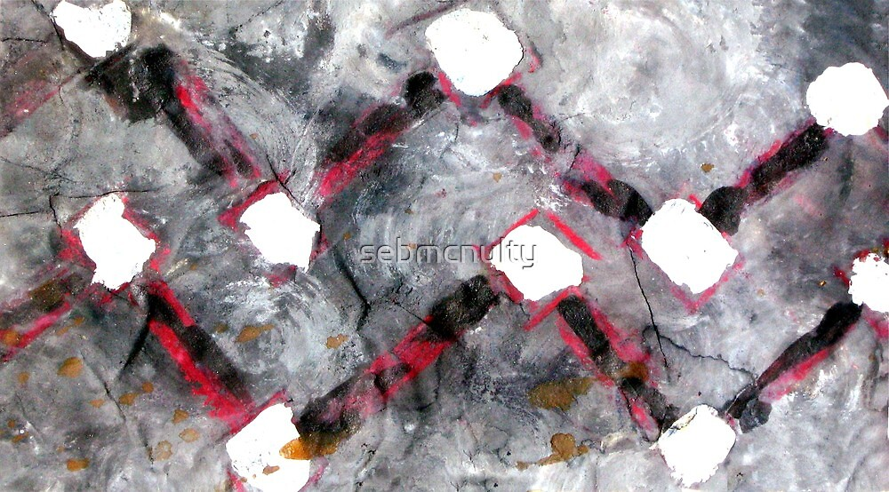 repeatsing matchsticks  by sebmcnulty