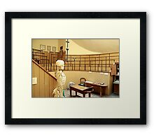 The Old Operating Theater 2 - London Framed Print