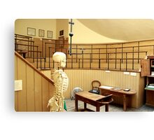 The Old Operating Theater 2 - London Canvas Print