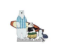 Shirokuma Cafe Photographic Print