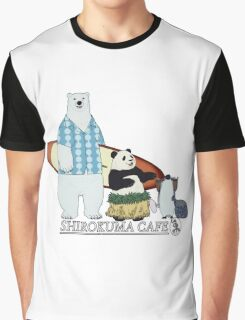 Shirokuma Cafe Graphic T-Shirt