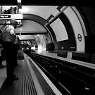 Piccadilly Circus - The Platform by rsangsterkelly