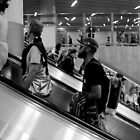 King's Cross St.Pancras - Ascending  by rsangsterkelly