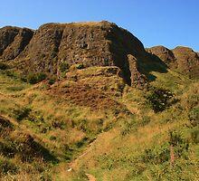 Cavehill by Adrian McGlynn