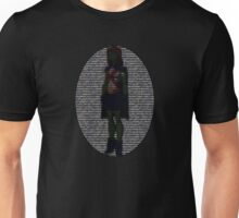 Miss Martian - Young Justice, Colored Binary Code Unisex T-Shirt