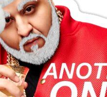 DJ Khaled Santa (variations available) Sticker