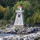 South Baymouth Light by Mikell Herrick