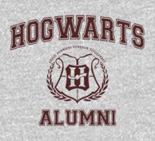 Hogwarts Alumni Kids Clothes