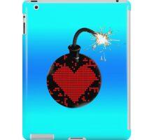 love bomb (cool) iPad Case/Skin
