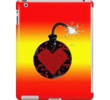 love bomb (hot) iPad Case/Skin