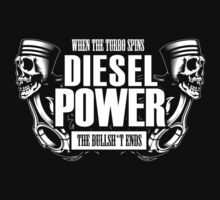 Diesel Power by hopper1982